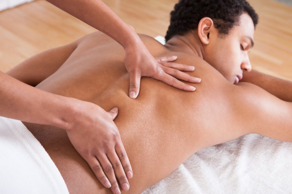 Massage Balinais – 1h